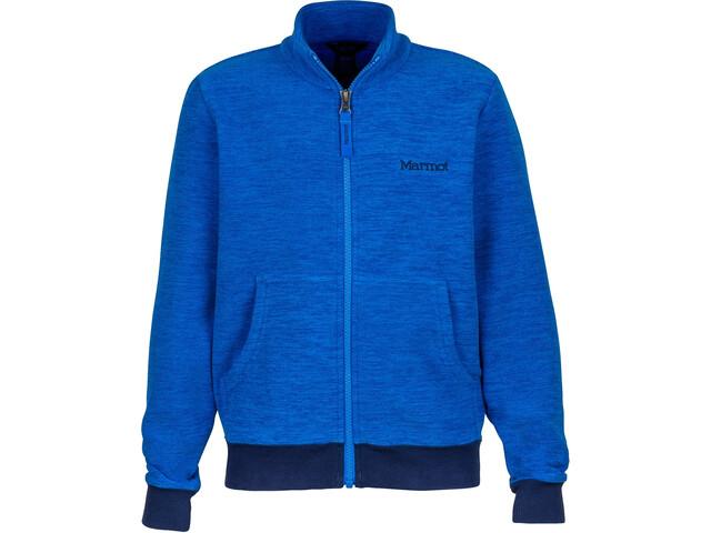 Marmot Couloir Fleece Jacket Jungs true blue/arctic navy